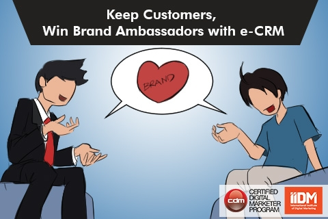 Keep customers, win brand ambassadors