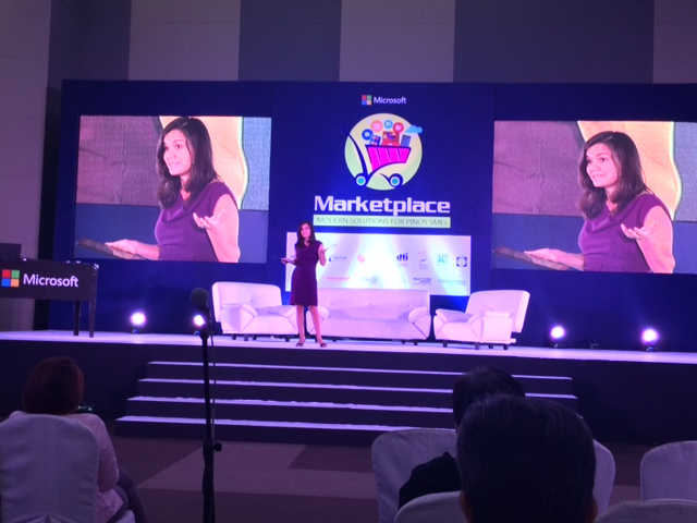 Microsoft Philippines shows support to local SMEs through its recent 'Marketplace' event