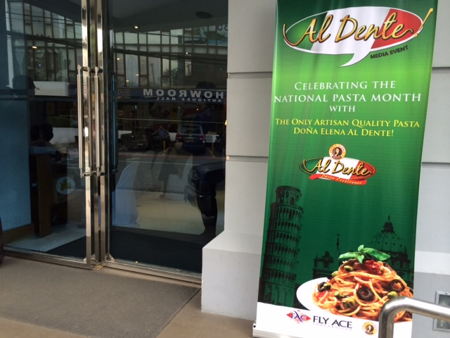 Doña Elena Al Dente Pasta celebrates National Pasta Month
