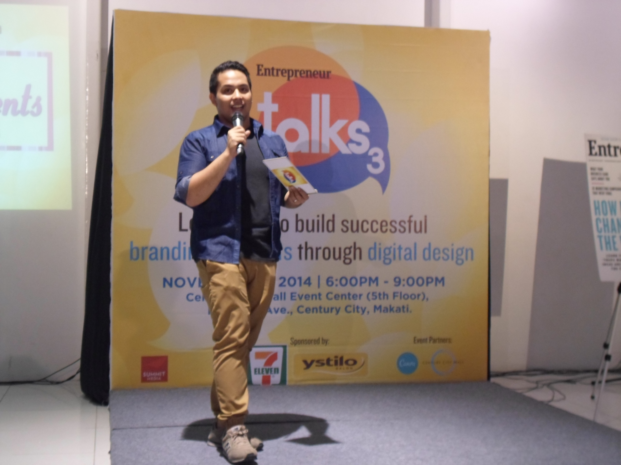 Entrepreneur Philippines holds 'Entrepreneur Talks 3'