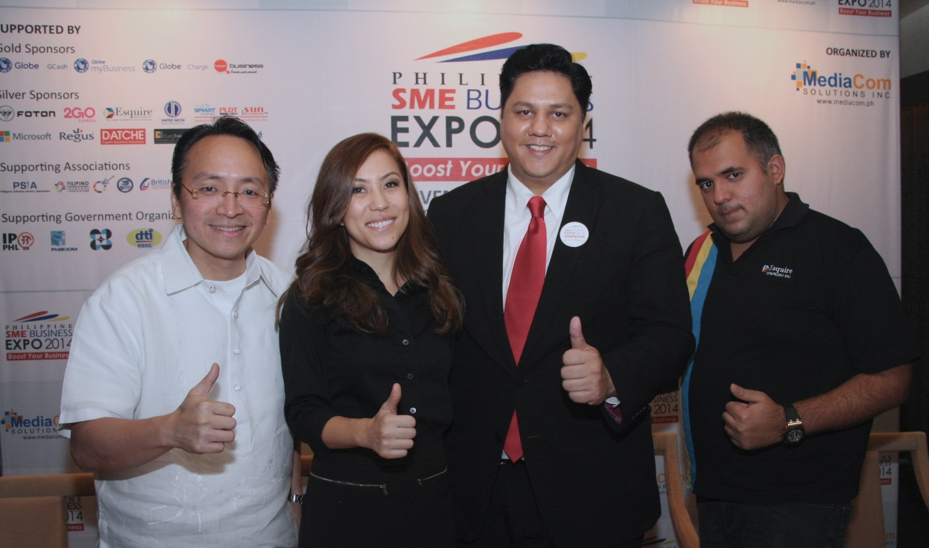 Small and medium enterprises gather for 2nd Philippine SME Business Expo