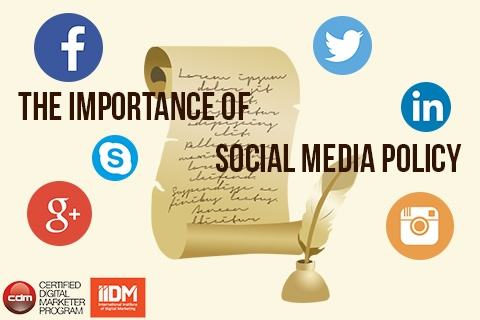 The importance of social media policy