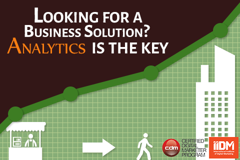 Looking for a business solution? Analytics is the key