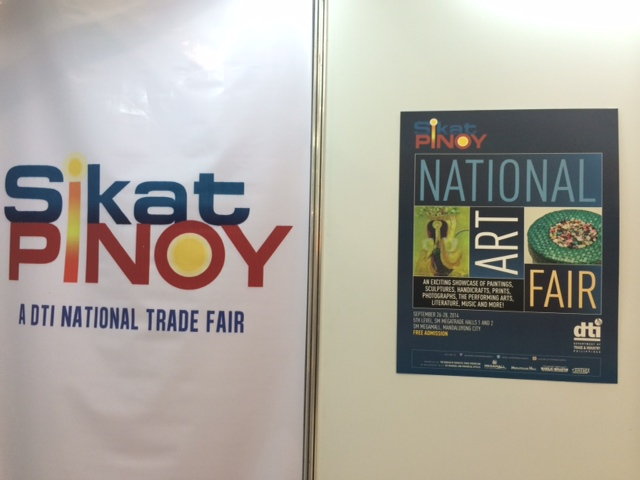 DTI Sikat Pinoy National Art Fair promotes art entrepreneurship