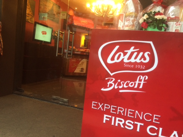 International in-flight popular treat Lotus Biscoff finally lands in Manila