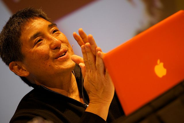 Tips for businessmen: 10 things Guy Kawasaki learned from Steve Jobs