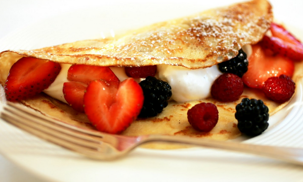how to make crepes at home