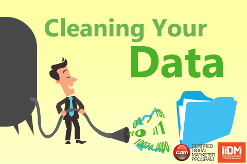 Cleaning your data