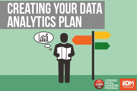 Creating your data analytics plan