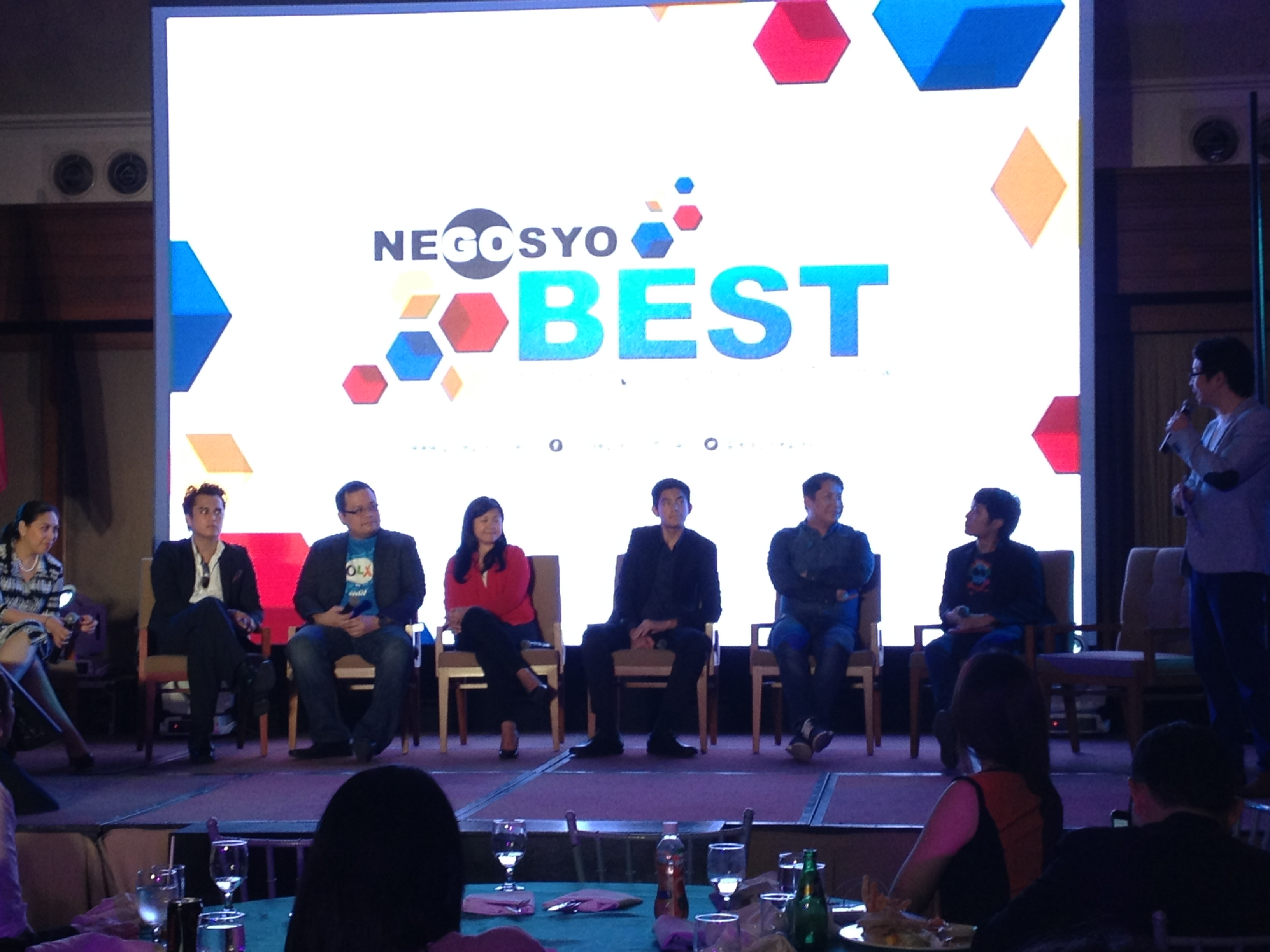 Go Negosyo launches mentoring program for students and latest book