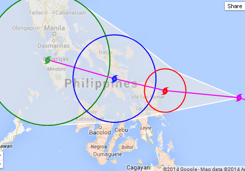 Google activates several online resources for info about typhoon 'Ruby'