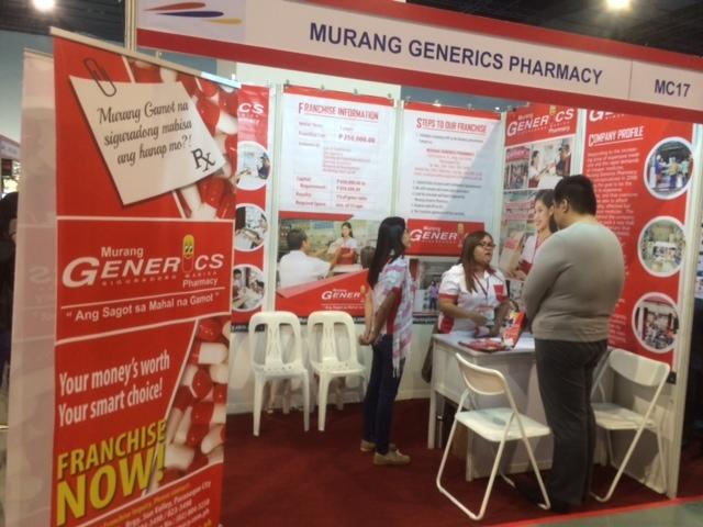 Getting a Murang Generics franchise