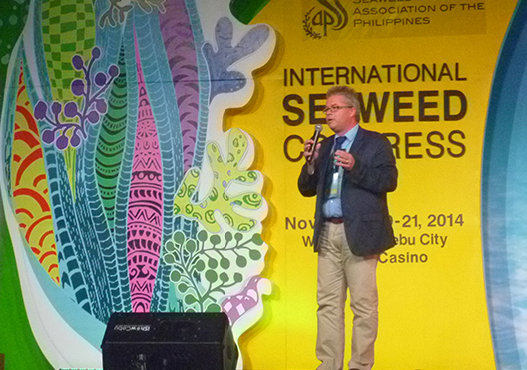 International Seaweed Congress in Cebu draws over 700 delegates