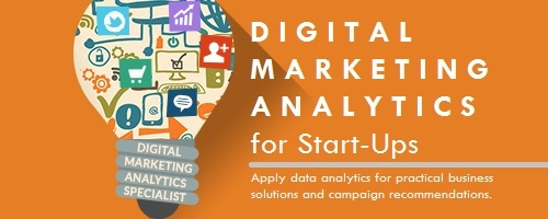 Digital marketing analytics for start-ups