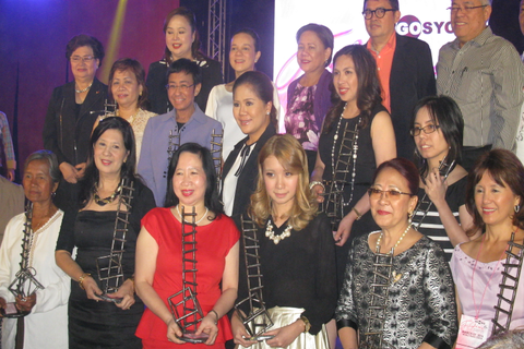 Go Negosyo successfully holds 6th Filipina Entrepreneurship Summit