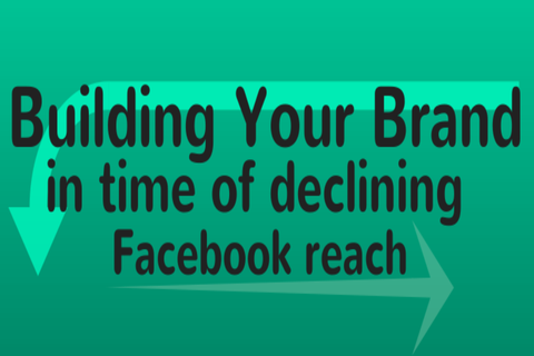 Building your brand amid declining Facebook reach