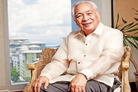 Menardo Jimenez: Wired for hard work