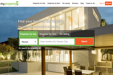 MyProperty.ph unveils renovated website