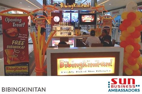 Bibingkinitan: Bibingka in a bite