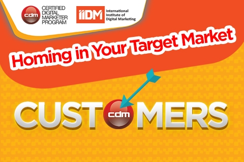 Homing in for your business' target market