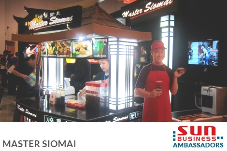 Master Siomai: Hot-selling dumplings for entrepreneurs