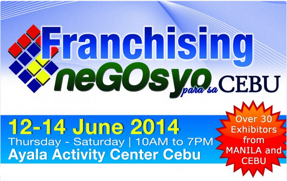 Cebu Business Month presents 'Franchising NeGosyo Para sa Cebu'