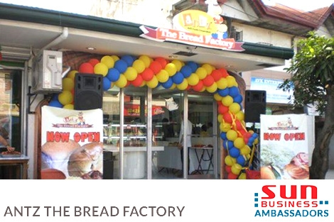 Antz the Bread Factory: Introducing new ways to make and sell bread
