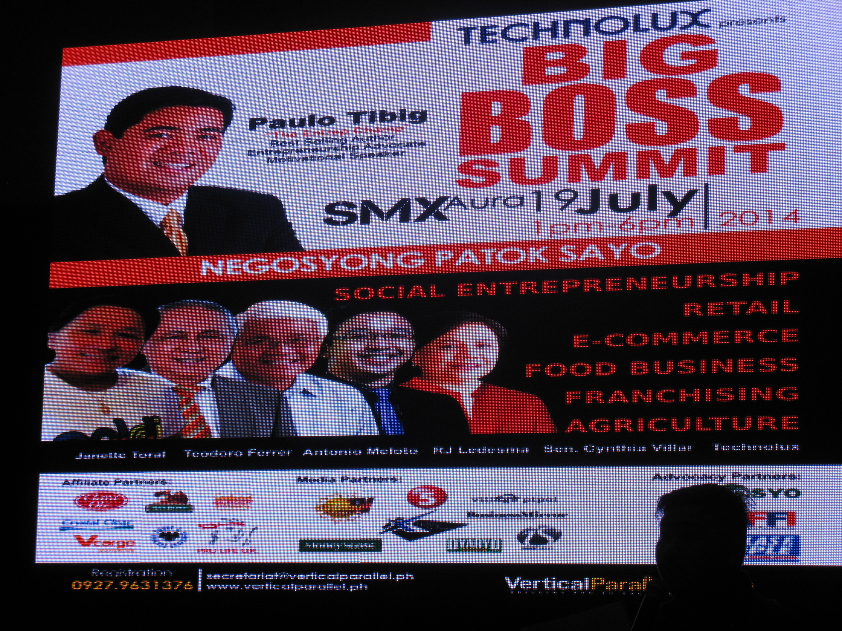 Big Boss Summit 2014 offers more business ideas to entrepreneurs