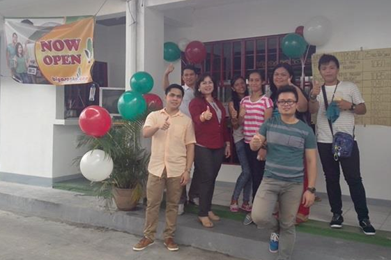 BigasanKo.com opens newest franchised store in Caloocan City