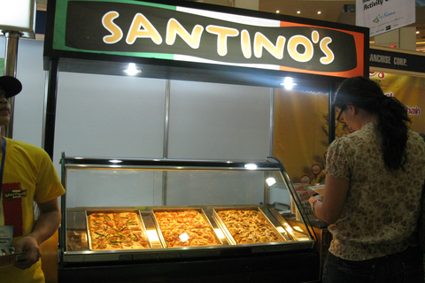Santino's Supreme Slice Pizza: The next pizza cart phenomenon
