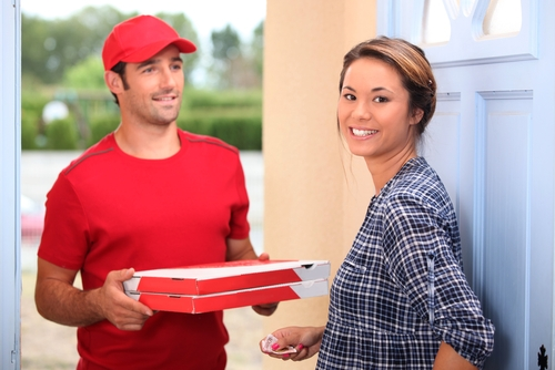 Home-based business idea: Food delivery