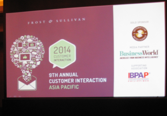 The 9th Annual Customer Interaction Asia Pacific highlights customer service improvements