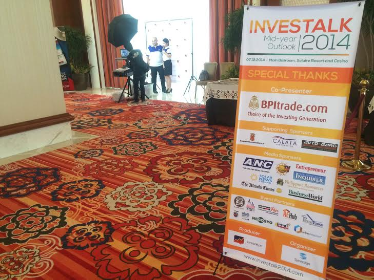 Investalk 2014 cuts age demographic in first investment conference