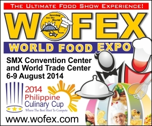 WOFEX 2014 opens its doors (again) to food enthusiasts and entrepreneurs
