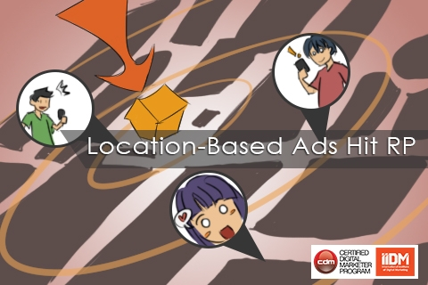 Location-based ads hit the Philippines