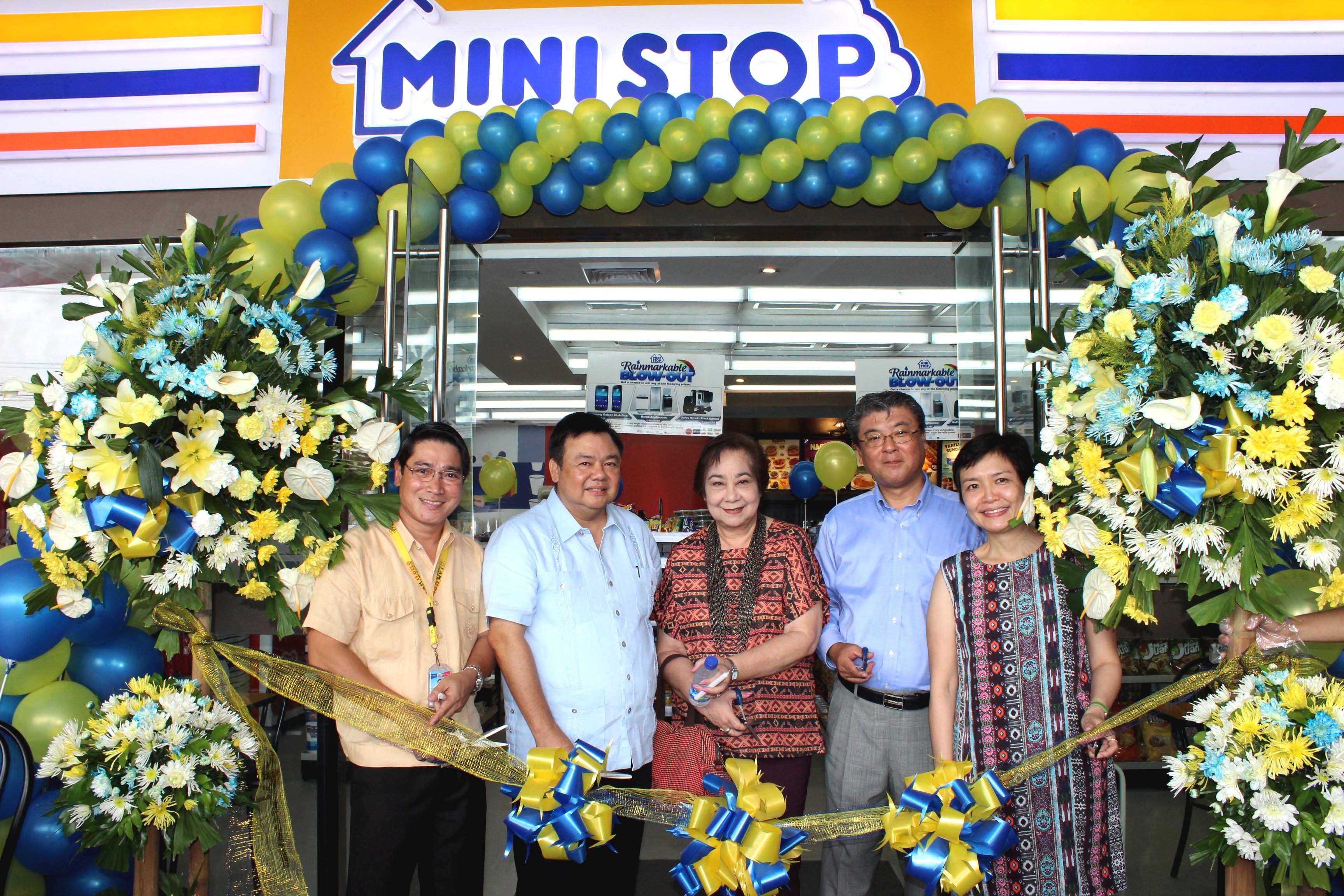 Ministop opens first two stores in Iloilo