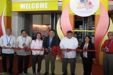 Food & Drinks Asia mounts its 18th expo together with Food Franchising Asia 2014