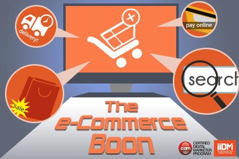 The e-commerce boon