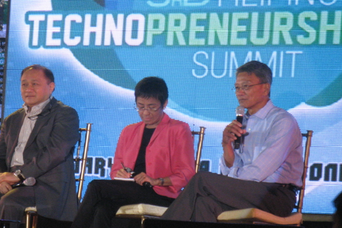 'Filipino Bill Gates' talks about weaknesses of Pinoy entrepreneurs