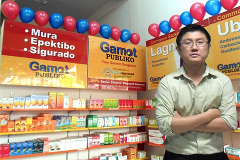 Gamot Publiko franchise as a growing business