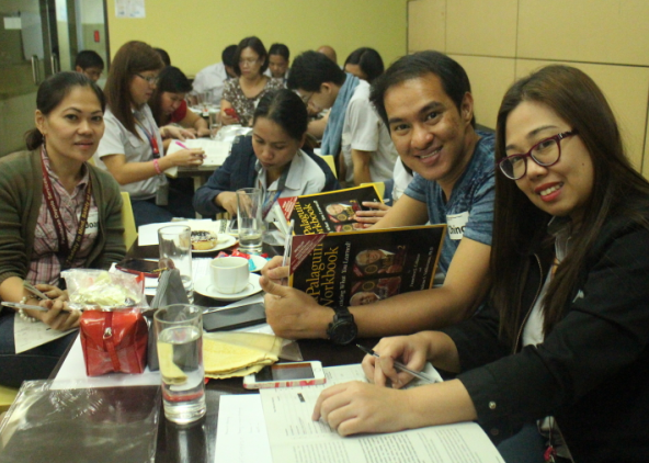 Colayco Foundation holds 'Pera Mo Palaguin Mo! Financial Planning Workshop'