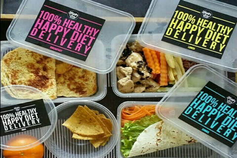 T Meals Right At Your Doorstep
