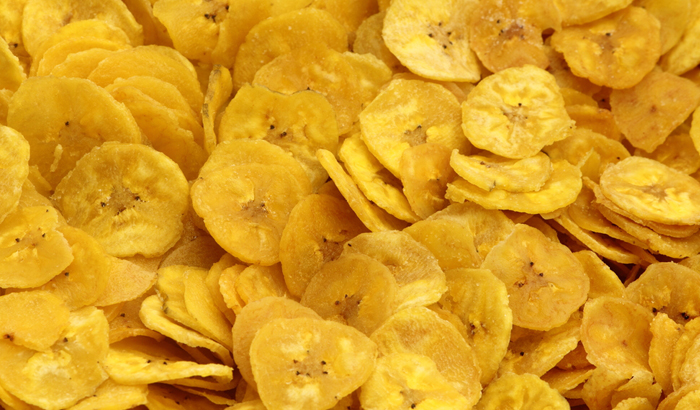 Home-based business idea: How to make banana chips
