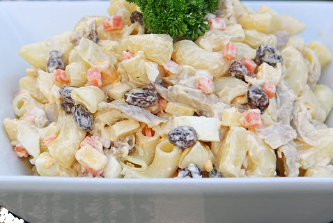 Home-based business idea: How to make chicken macaroni salad