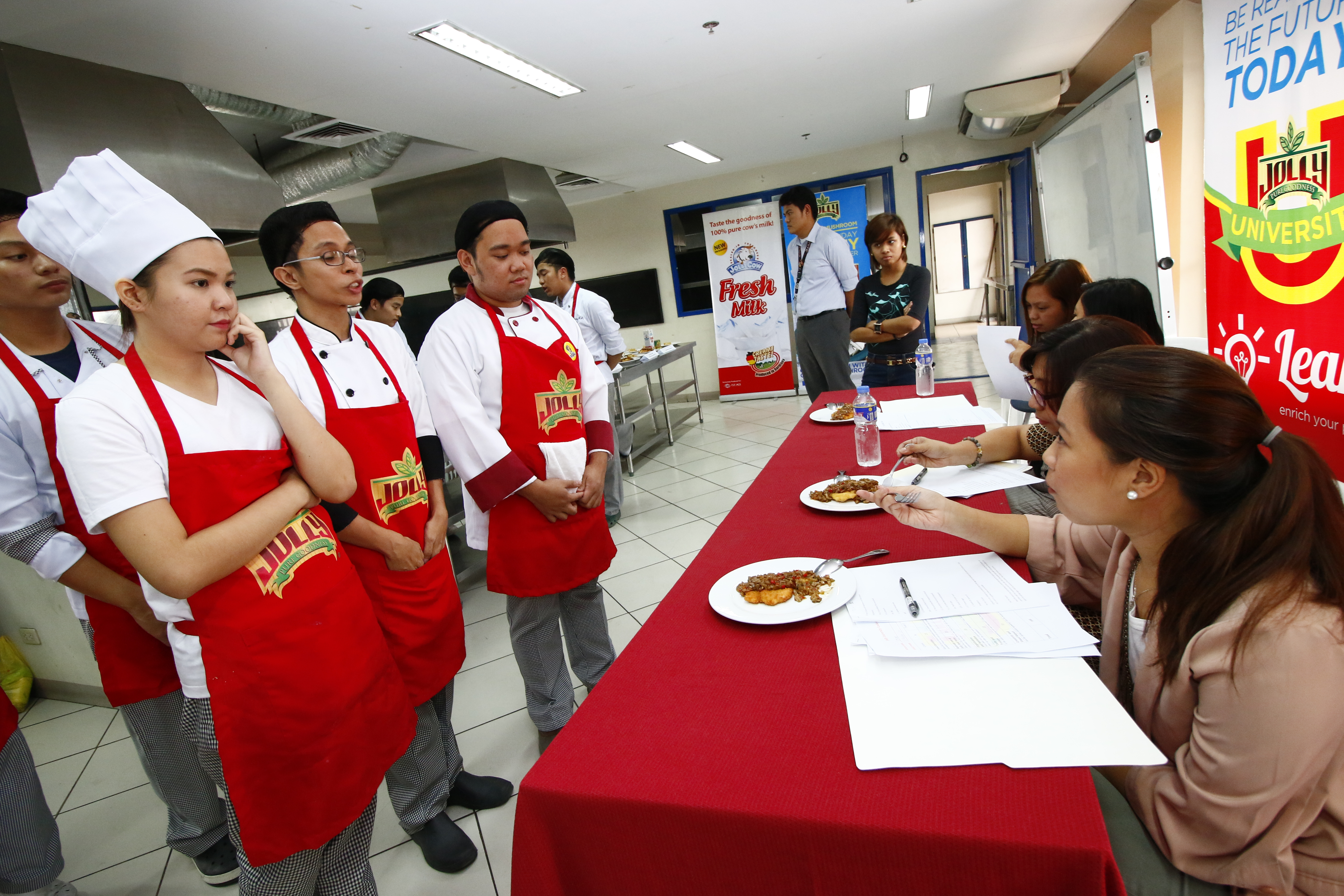 Jolly University gives culinary students the chance to shine in the food industry