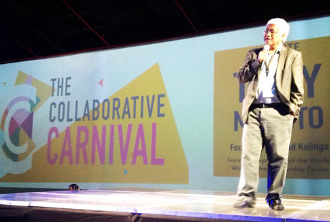 Collaborative Carnival gives collaboration a definitive twist