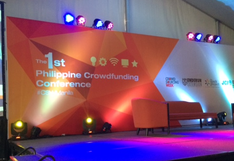CSW Summit Manila: The country's first ever crowdfunding conference