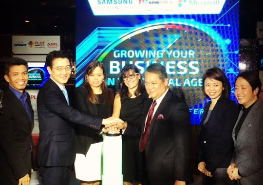 SMEs supercharged: Formidable trio further empowers entrepreneurs through modern technology