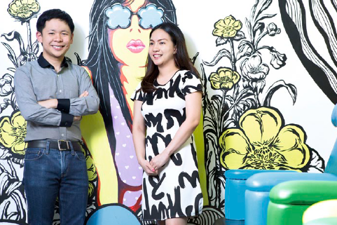 Art meets grooming at Beauty & Butter