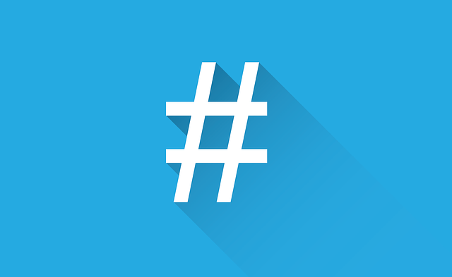 The ultimate hashtag cheat sheet (infographic)